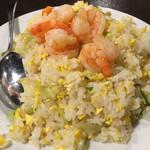 西安刀削麺酒楼 - 海老炒飯