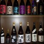 SAKEBAR円覚 - 芋焼酎