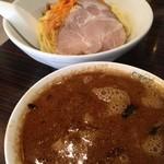 しゃんがりら - タマリンドつけ麺(840円)