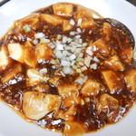 35328373 - マーボー豆腐(定食より)