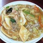 柳軒 - 中華丼
