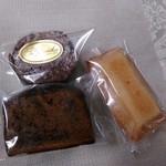 トヨワカ - 料理写真:焼菓子