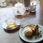 フィールドノート - 料理写真:りんごのタルト