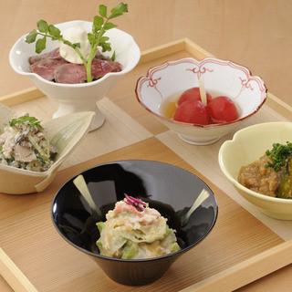 京都より旬の味覚が届きます