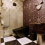 モンディアルカフェ328 - こだわりのトイレです。