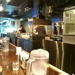 AFURI - 綺麗な店内