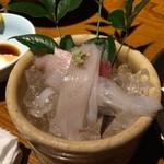 魚料理 ろっこん - 2015/1/24 お昼のランチ