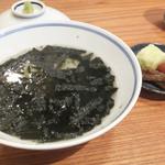 藤はら - 海苔茶漬け