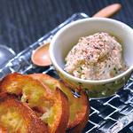 南あわじ美食農園オリザ - 淡路鶏のリエット ピンクペッパー風味