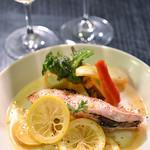 南あわじ美食農園オリザ - 桜鯛のレモンクリームソテー