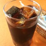 ダイニング興 - アイスコーヒー