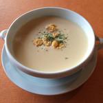 ダイニング興 - スープ