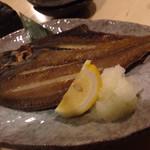 35338492 - 宗八カレイ塩焼き ¥1,050