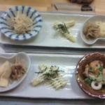 TuBo cafe - 前菜三品