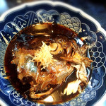 魚ごころ 季魚喜人 - 目鯛のかぶと煮