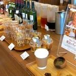 純喫茶PEARL - すべての商品を館内にお持込頂けます。
