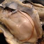 35338735 - ◆蒸し牡蠣@650円