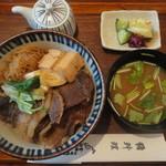 35338789 - 猪丼定食