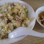 らーめんやさん - 料理写真:チャーハン ¥620