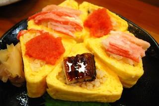 すごろく - ぬっくい玉子のお寿司