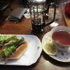 隠岐 - 料理写真:ホットドッグセット
