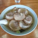 35340564 - 叉焼麺 大盛850円