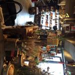 ザ デック コーヒー&パイ - お店に併設する雑貨店