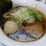 麺処 ほん田 - 味玉醤油