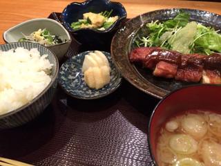 御苑前 せお - 日替りランチ(1300円)