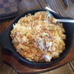 麺 みの作  - 鉄焼き飯