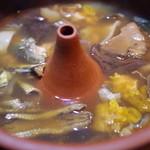 黒猫夜 - 海ヘビとスッポンのスープ