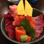 旬 - 料理写真:海鮮丼