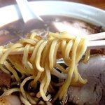 味覚 - ほど良くシコシコした麺!(2015,02/22)