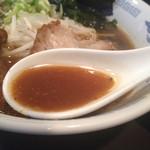 風知空知麺 -
