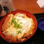 丼丼亭 - カツ丼