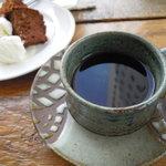 3535387 - ココアシフォンと玄米コーヒー  Photo By PEPOPA