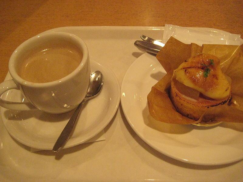 ベーカリー&カフェ ブルージン