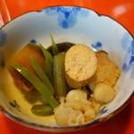 35351181 - 名物「小鉢」炊合せ