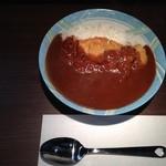 Dining 徳治 - ランチ!カツカレー  700円