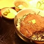 はりま牛穂 - ランチのステーキ丼