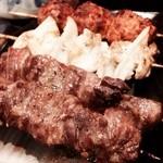 竜 - 美味しい串焼