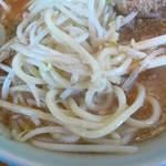 35355222 - 味噌らーめんの麺