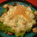 学舎 - 手作りポテト玉子サラダ
