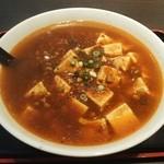 35356938 - 山椒麻婆豆腐麺