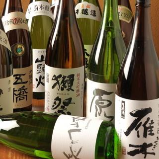 【地酒】福の花自慢の山口地酒をお愉しみ下さい