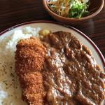 イエローズ - 料理写真:カツカレー 880円