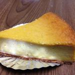 35361735 - カボチャのチーズケーキ
