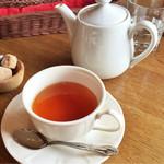 メロウ カフェ - ドリンク写真:ランチについてます