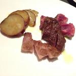 MIWA - 鹿肉のグリル