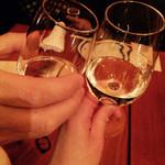 Wine & Bar Mure - H27.2月 かんぱーい♡